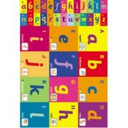Alphabet Frieze Wall Poster