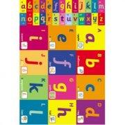 Alphabet Frieze Wall Poster
