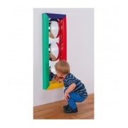 Soft Frame 3 Bubble Mirror Silver*