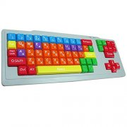 SEN Keyboard - Colour Coded Childrens Keyboard