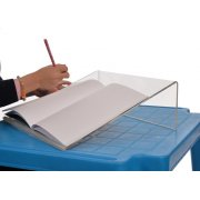Clear Handwriting Desk Slope
