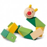 Wooden Twisty Flexi Animal