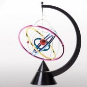 Atom Orbit Kinetic Mobile