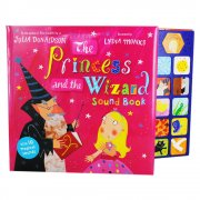 Princess And Wizard Sound Book