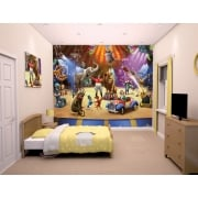 Walltastic Mural - The Circus Wallpaper*