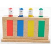 Pop-Up Toy - Develop hand-eye co-ordination