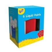 6 Liquid Paints
