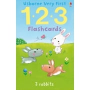 Very First 123 Flashcards - Early numeracy help