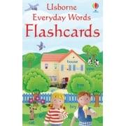 Everyday Words Flashcards