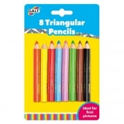 8 Triangular Pencils