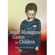 Anger Management Games for Children Book