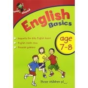 Leap Ahead English Basics 7-8 Workbook
