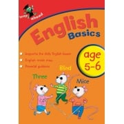 Leap Ahead English Basics 5-6 Workbook