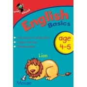 Leap Ahead English Basics 4-5 Workbook