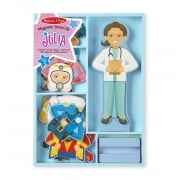 Julia - Magnetic Dress Up Puzzle