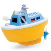 Clockwork Boat Cruisers - Wind Up Bath Toy