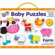 Farm Baby Puzzles
