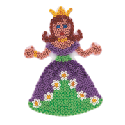 Midi Hama Board - Princess