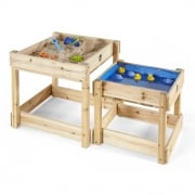 Plum® Sandy Bay Wooden Sand And Water Tables**