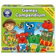 Games Compendium Four Games in One Box