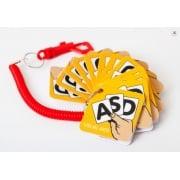 ASD Key Chain KS3*
