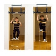 Gym 1 Kids Indoor Deluxe Playground Swing Kit - 5 Attachments*