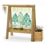 Plum® Discovery Create and Paint Easel**