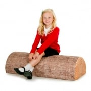 Learn About Nature Multi-Seat Foam Log*