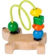 Mini Bead Rollercoaster