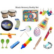 Music Sensory Buddy Set*