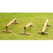Freestanding Balance Beam Trail - Set of 3*