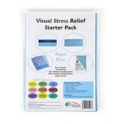 Visual Stress Relief Starter Packs