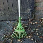 Gardening Long Handled Leaf Rake