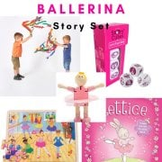 Ballerina Story Set