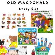 Old MacDonald Story Set
