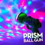 Flashing Prism Gun