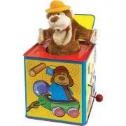 Animal Jack- In- The- Box