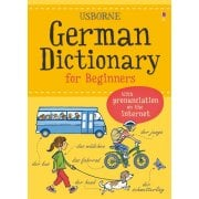 German Dictionary for Beginners book