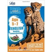 Wild About English-English Reading Comprehension(Age5-7)