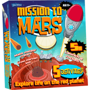 Action Science Mission to Mars