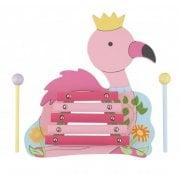 Xylophone Flamingo