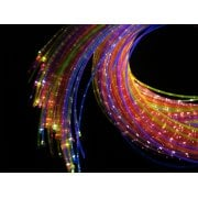 100 x 2m UV Fibre Optic Tails and LED Lightsource*