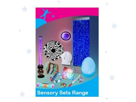 Learning SPACE Sensory Sets