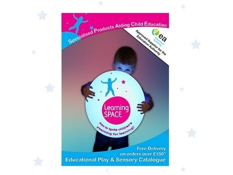 Learning SPACE Educational Play and Sensory Catalogue