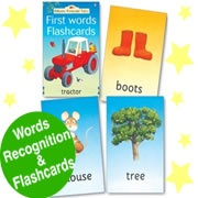 Words Recognition & Flashcards