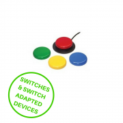 Switches & Switch Adapted Devices