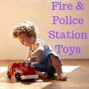 Fire & Police Station Toys