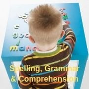 Spelling, Grammar & Comprehension