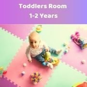 Toddler Room 1-2 Years