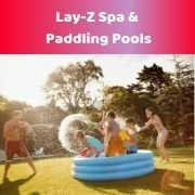 Lay-Z Spa & Paddling Pools